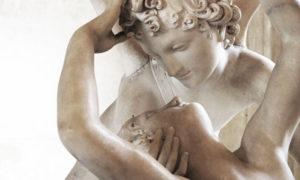 Amore e Psiche -Antonio Canova