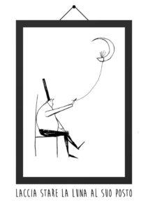 Gabriele Sanzo - Lascia stare la luna al suo posto