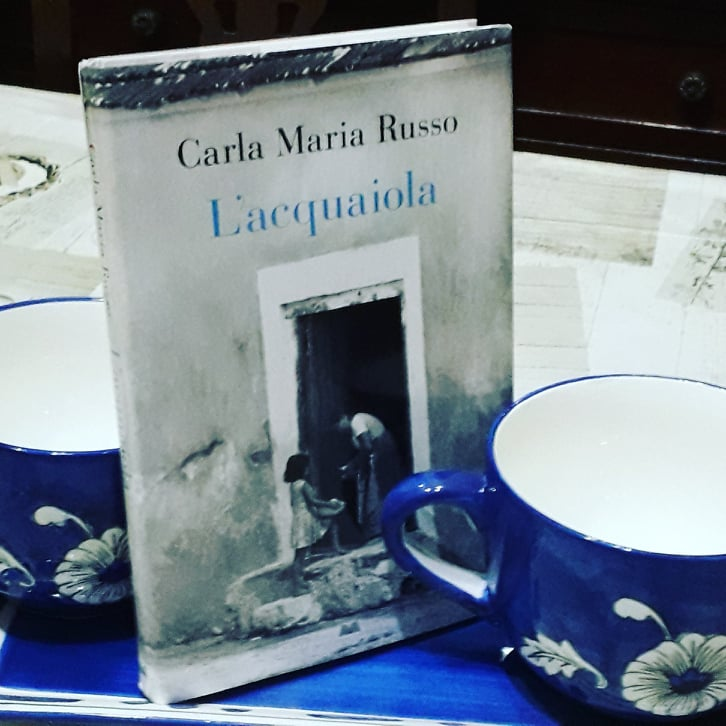 L'acquaiola di Carla Maria Russo Edizioni Piemme