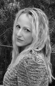 La cantante e attrice di teatro Tiziana Manfredi