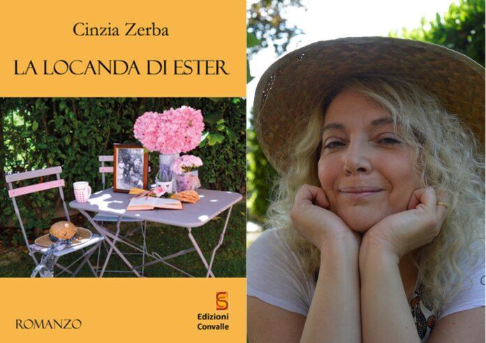 La locanda di Ester di Cinzia Zerba, Edizioni Convalle 2020