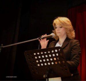 """Cinzia Zerba, autrice de """"La locanda di Ester"""" Edizioni Convalle 2020"""